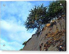 Edge Of The Beach Acrylic Print by JAMART Photography