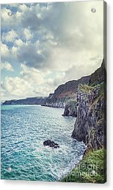Edge Of The Sea Acrylic Print