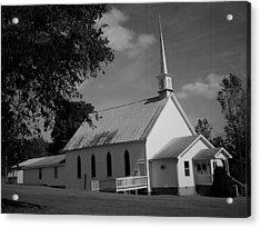 Edgewood Church Acrylic Print