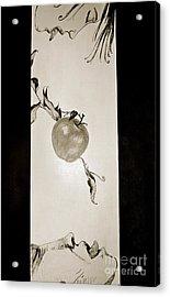 Edginggodout Acrylic Print by Sone Keila