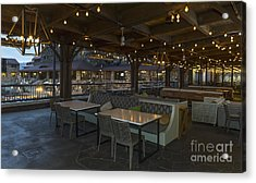 Edison At The Omni Grove Park Inn Acrylic Print