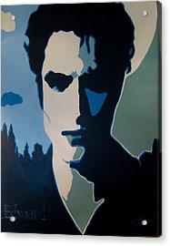 Edward   Acrylic Print