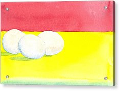 Egg 3 Acrylic Print