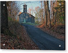 Egg Hill Church  Acrylic Print