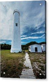Egmont Lighthouse Acrylic Print