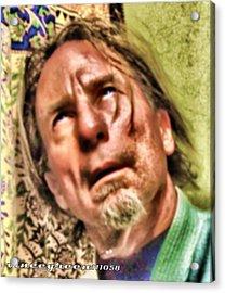 Ego As Tormentor Acrylic Print