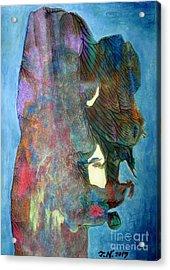 Egoist By Taikan Acrylic Print