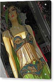 Egyptian Beauty Acrylic Print by Elizabeth Hoskinson