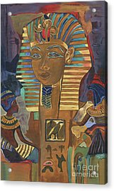 Egyptian Man Acrylic Print by Debbie DeWitt