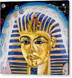 Egyptian Mysteries Acrylic Print by Morten Bonnet