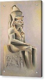 Egyptian Study II Acrylic Print