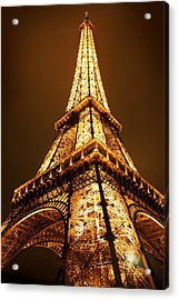 Acrylic Print featuring the photograph Eiffel by Skip Hunt