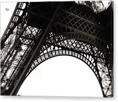 Eiffel Tower Acrylic Print by Fion Ngan @ fill in my blanks