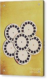 Eighties Playback Acrylic Print