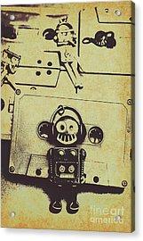 Eighties Rewind  Acrylic Print