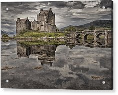 Eilean Donan Castle 3 Acrylic Print by Wade Aiken