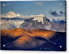 El Alto View 13 Acrylic Print by Skip Hunt