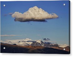 El Alto View 16 Acrylic Print by Skip Hunt