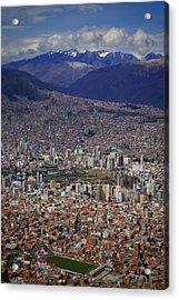 El Alto View 2 Acrylic Print by Skip Hunt