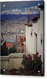 El Alto View 3 Acrylic Print by Skip Hunt