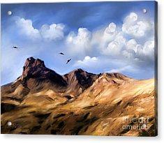 El Capitan Acrylic Print