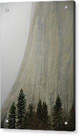 El Capitan, Yosemite National Park Acrylic Print