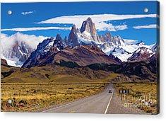 El Chalten 0001 Acrylic Print