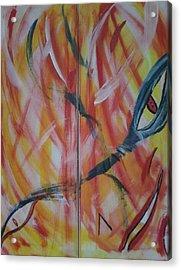 El Diablo Acrylic Print