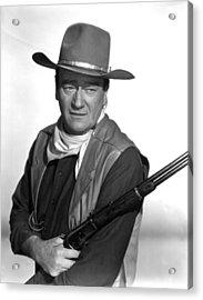 El Dorado, John Wayne,  1966 Acrylic Print by Everett