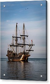Acrylic Print featuring the photograph El Galeon Andalucia by Dale Kincaid