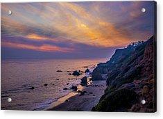 El Matador Sunset Acrylic Print