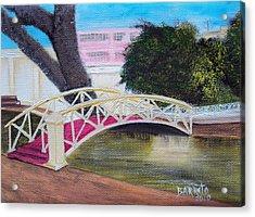 El Parterre In Aguadilla Pr Acrylic Print