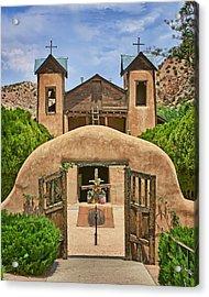 El Santuario De Chimayo #2 Acrylic Print