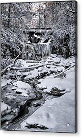 Elakala Falls Acrylic Print
