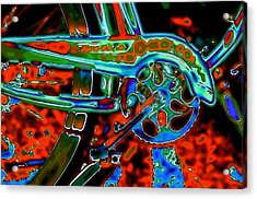 Electra Number 2 Acrylic Print by Lyle  Huisken