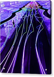 Electric Avenue Acrylic Print