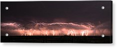 Electric Panoramic IIi Acrylic Print