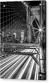 Electrify Acrylic Print by Az Jackson