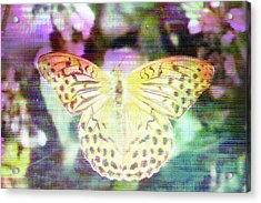 Acrylic Print featuring the digital art Electronic Wildlife  by Bee-Bee Deigner
