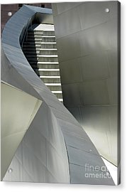 Elegance Of Steel And Concrete Acrylic Print