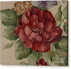 Elegant Rose Acrylic Print