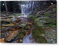 Elekala Falls Acrylic Print