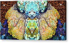 Elemental Being In Nature 1 Acrylic Print