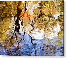Elementals Acrylic Print by Joanne Baldaia - Printscapes