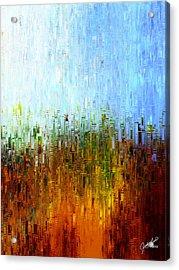 Elements Acrylic Print