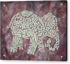 Elephant - Animal Series Acrylic Print