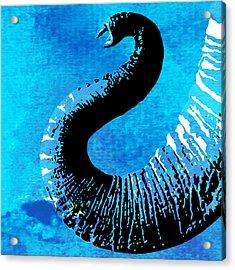 Elephant Animal Decorative Wall Poster  1 Acrylic Print