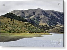 Elephant Hill Acrylic Print
