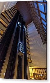 Acrylic Print featuring the photograph Elevated by Randy Scherkenbach