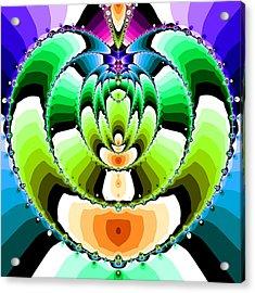 Elevilenix Acrylic Print